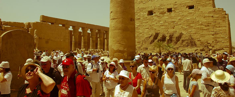 Overtourisme en Égypt (2006)